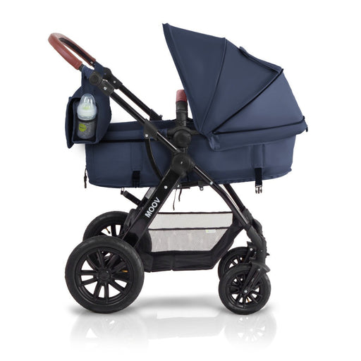 Kinderkraft Moov Travel System (Navy)