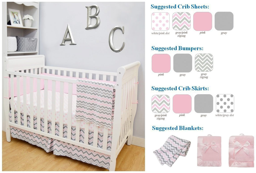 "American Baby Company Fleece Blanket 30"" X 40"" with 2"" Satin Trim, Pink"