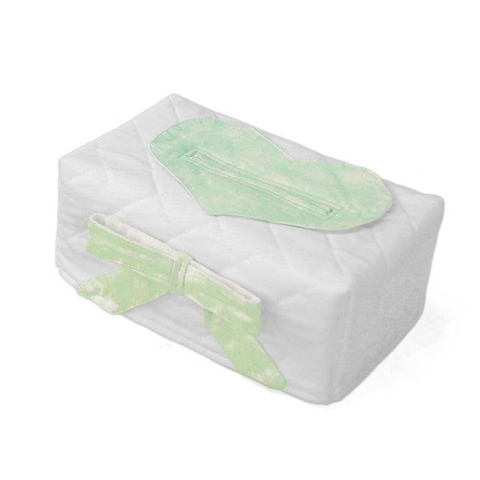 Therese Accessoires Minze Cover for Baby Wipes (24 x 14 cm)