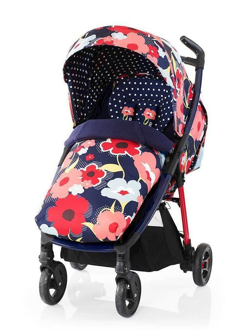 Cosatto Fly Travel System  (Proper Poppy)