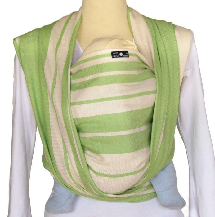 Didymos Standard Baby Wrap Sling (Size 7, Green)