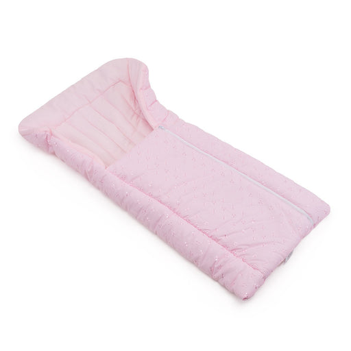 Junior Joy Embroidery Anglaise Baby Nest (Pink)