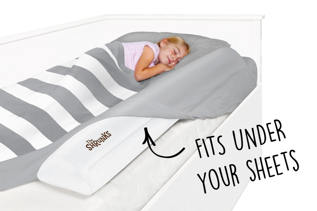 The Shrunks 'Sleep Secure' Inflatable Bed Rail/Bumper Guard