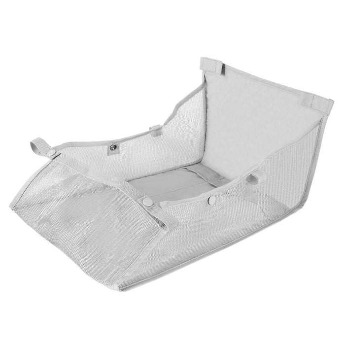 Maclaren Techno XT Shopping Basket (Silver)
