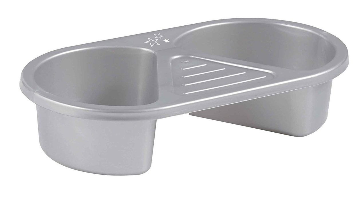 Bébé-Jou Top-n-Tail Wash-Handbasin (Silver Stars)