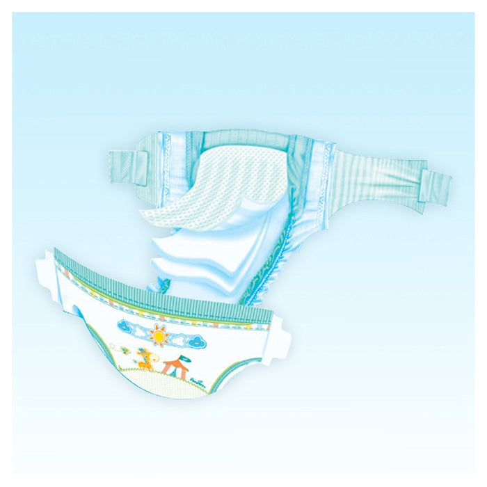 Dodot - Nappies Size 3 (4 - 10 kg), 3 X PACKS OF 66: 198