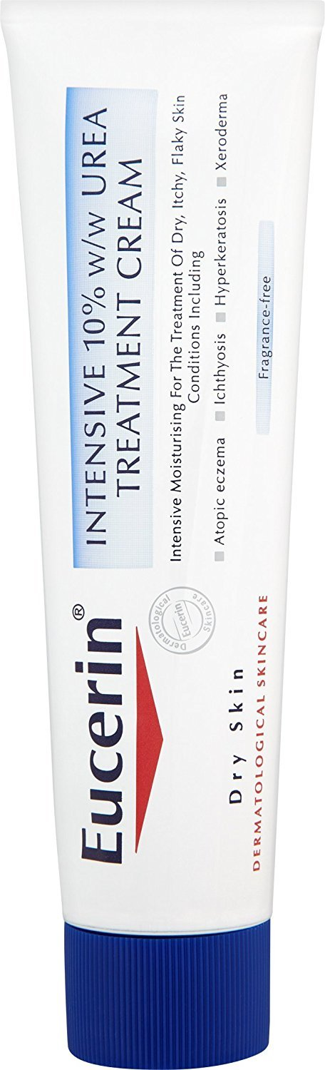 Eucerin Dry Skin Intensive 10% w/ w Urea Treatment Cream 100ml