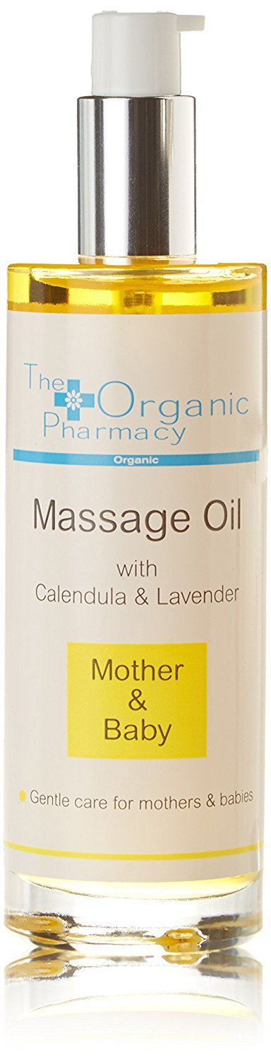 The Organic Pharmacy Mother and Baby Massage Oil 100 ml