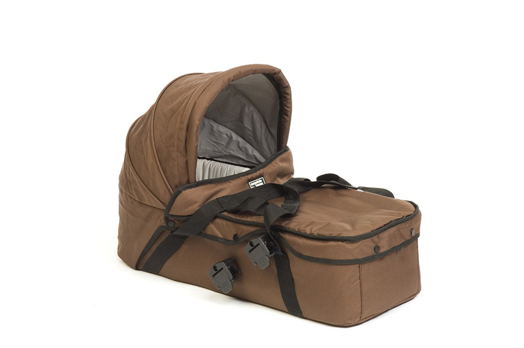 Mountain Buggy 2008 Double Carrycot - Chocolate (Discontinued by Manufacturer)