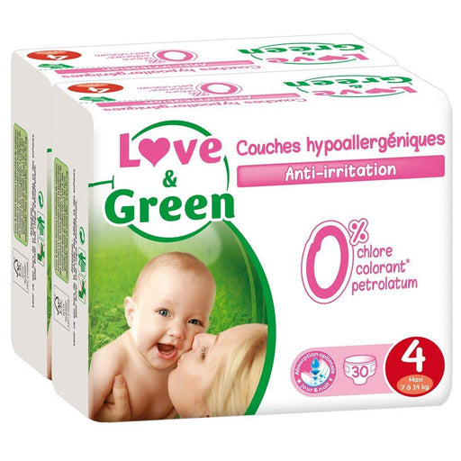 Love & Green Ecological Nappies
