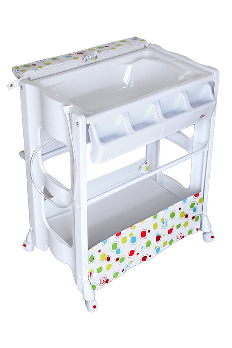 Bebe Style Baby Portable Changer (Unit and Bath)