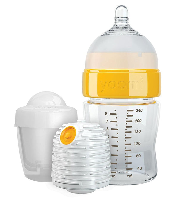 Yoomi 3-in-1 Baby Bottle Set 240 ml
