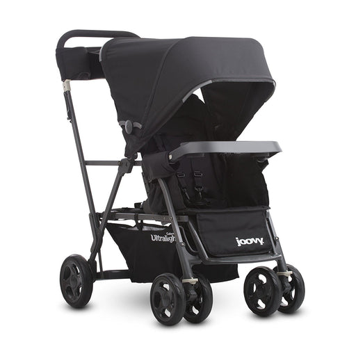 Joovy Caboose Ultralight Graphite Stand-On Tandem Pushchair (Black)