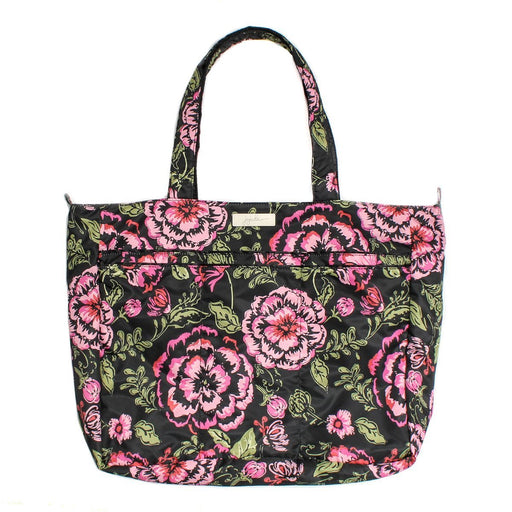 Ju-Ju-Be Super Be Zippered Tote Diaper Bag, Blooming Romance