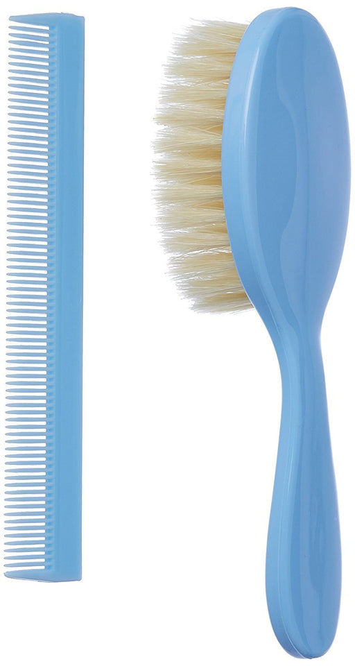 dBb Remond 315001 Plastic Brush and Comb Sky Blue