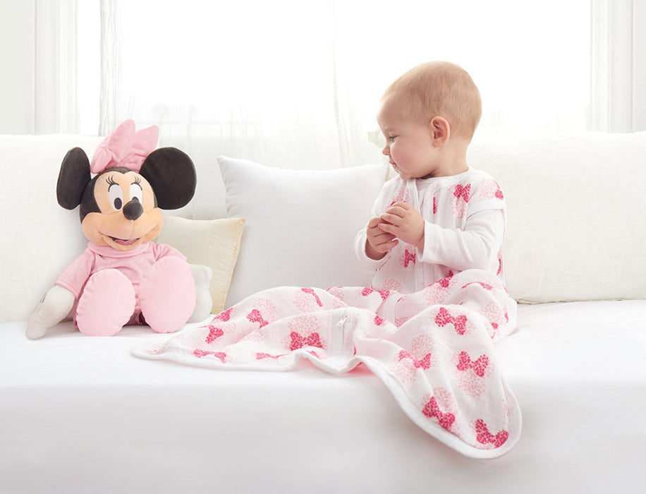 aden by aden + anais 1.0 TOG summer sleeping bag - Minnie Mouse (6-12 months)