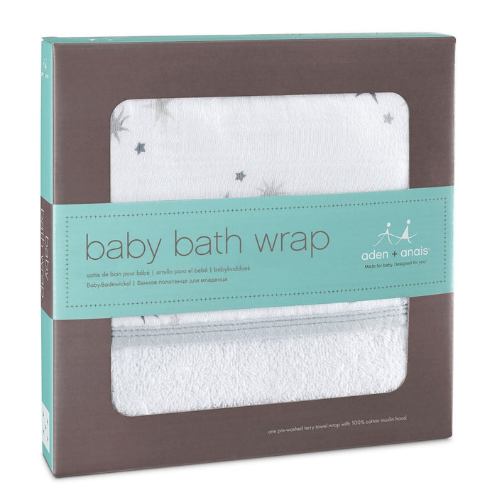 aden and anais Bath Wrap Twinkle