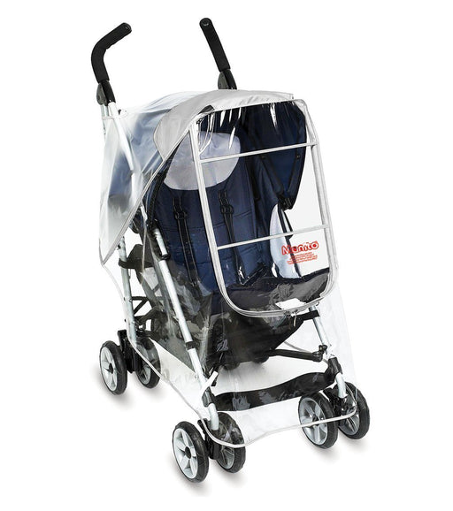 Manito Essence Stroller Weather Shield /Rain Cover, Clear