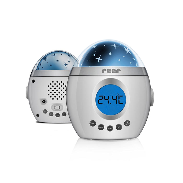 Reer My Magic Starlight Lullaby Sound Machine Night Light Projector