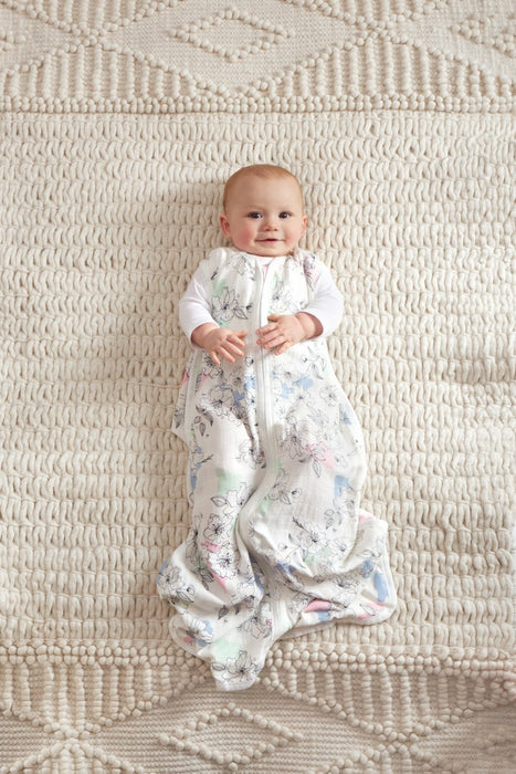 aden + anais Silky Soft Sleeping Bag (Small, Meadowlark)
