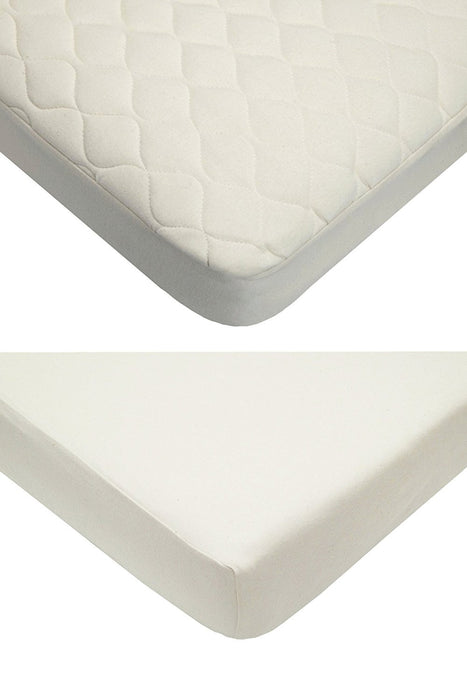 American Baby Company Bedding Set, Natural