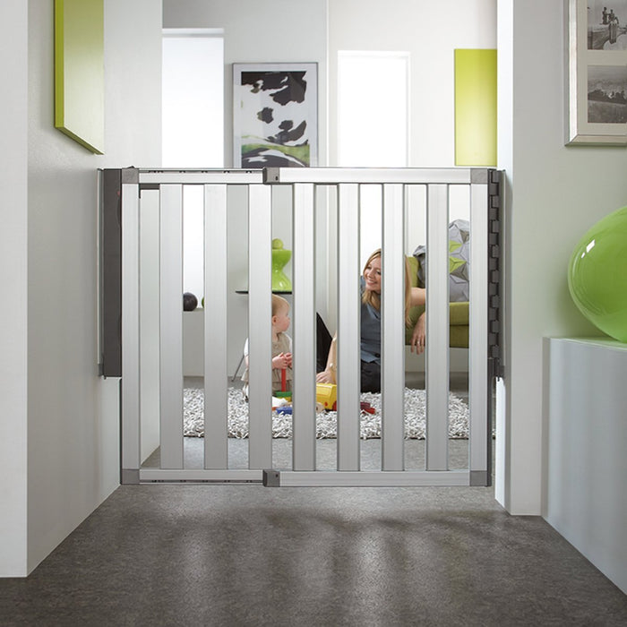 Lindam Numi Premium Extending Aluminium Safety Gate