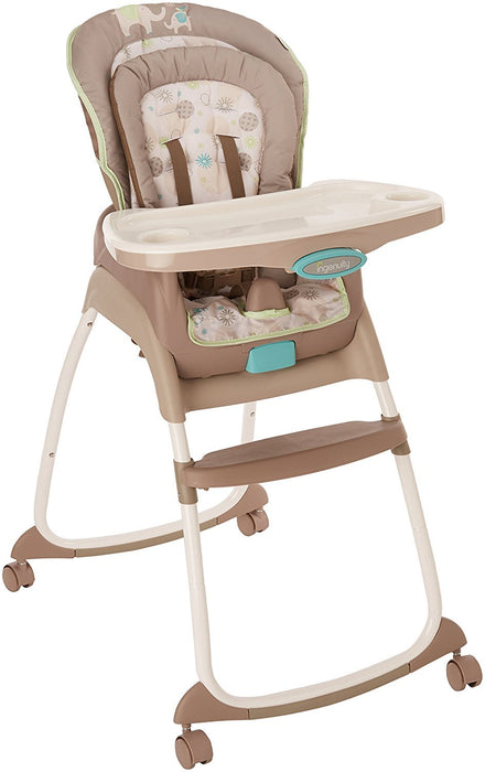 Ingenuity Trio 3-in-1 Deluxe High Chair-Sahara Burst