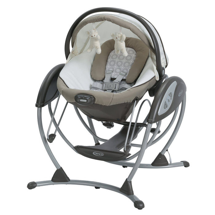 Graco Soothing System Baby Glider, Abbington