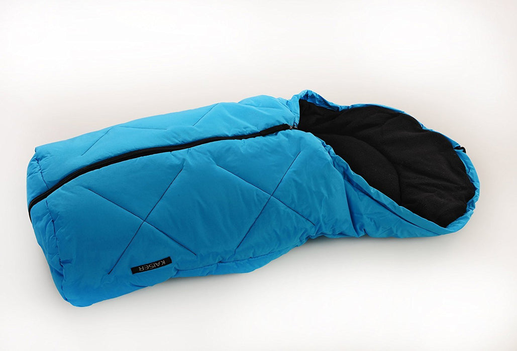 Kaiser Cuddly Bag Fleece Aqua