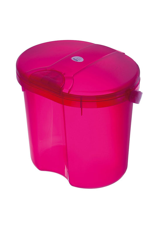 Rotho Babydesign Top Nappy Pail (Translucent Pink)