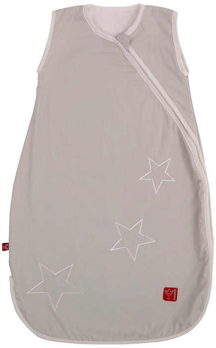 Kaiser Summer Sleeping Bag with Star Side Zip (70 cm, Grey)