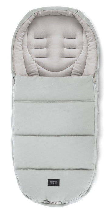 Mamas & Papas Cold Weather Plus Pushchair/Buggy Footmuff, Cloud Grey