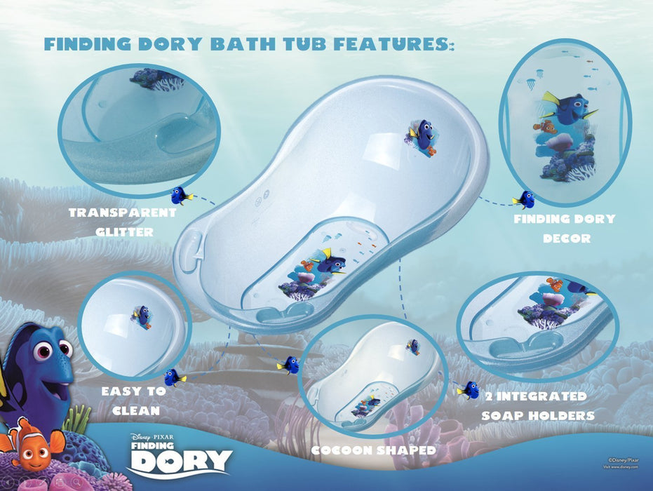 Disney Finding Dory Bath Tub