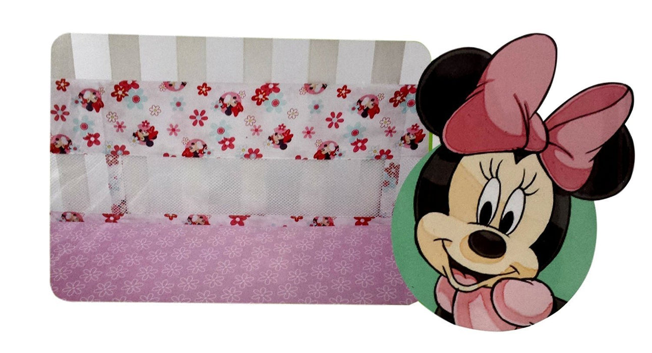 Disney Crib Liner, Minnie