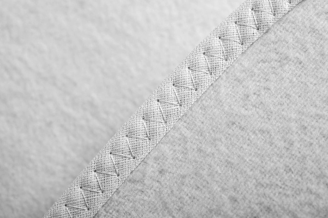 Dormisette Q60: A waterproof mattress topper for mattresses size 100/200 cm, pure white