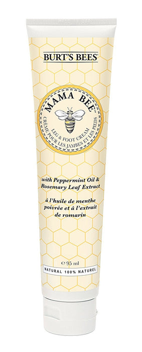 Burt's Bees Mama Bee Leg and Foot Cream, 95ml