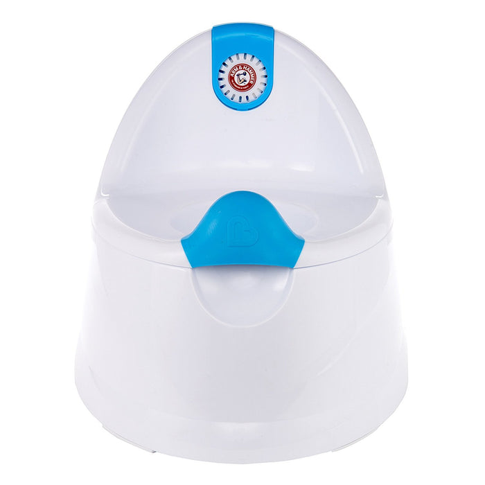 Arm & Hammer Trainer Potty Chair, Blue