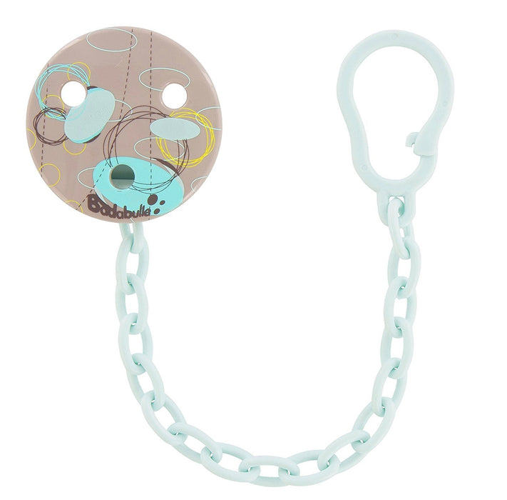 Badabulle B011206 Dummy Chain Light Turquoise / Brown