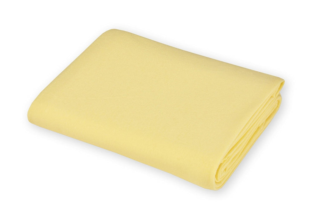 American Baby Company 100% Cotton Supreme Jersey Knit Fitted Cradle Sheet, Maize