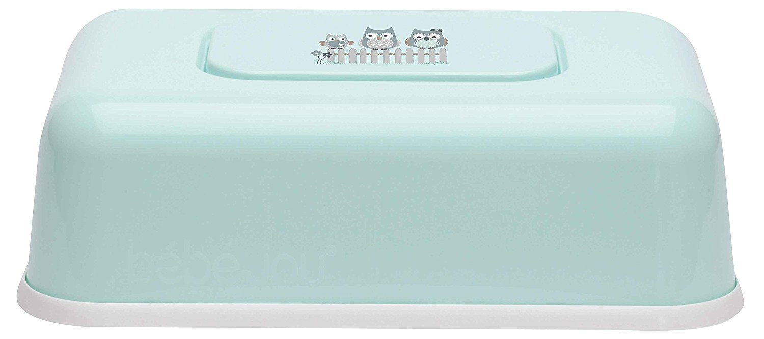 bébé-jou 320931 - baby wipes (Plastic box)