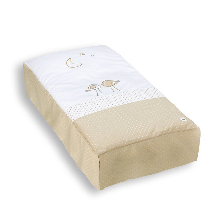 Alondra Set - Duvet Cover and Screen Protector beige