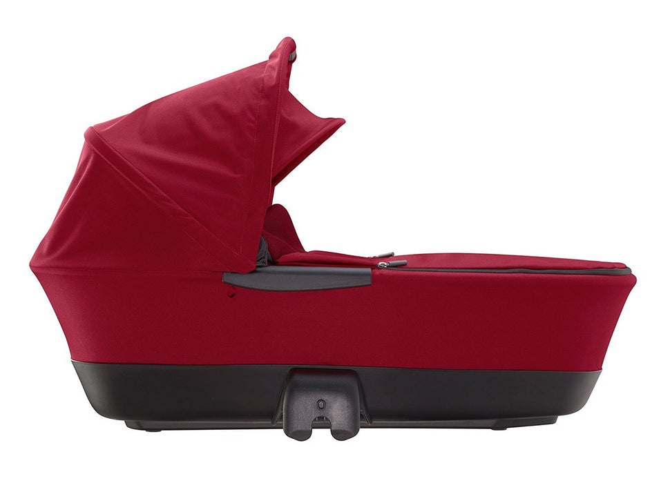 Maxi-Cosi Foldable Carrycot (Black Raven)