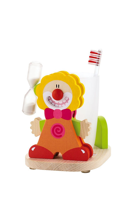 Sevi Le Cirque Toothbrush Timer Decorations (Red)