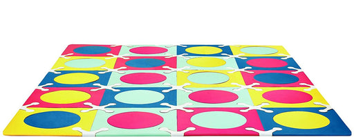 Skip Hop Interlocking Foam Floor Tiles Playspot, Multi-Mix