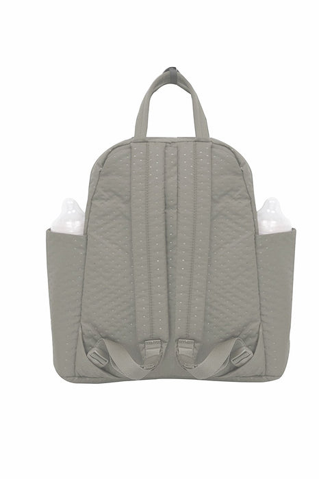 581a18ed009 Tots by Smart Rike 100 202 Infinity Changing bag, Nappy Bag, Mommy Bag (38  x 18 x 38 cm beige Quilt
