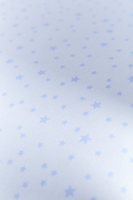 Clair de Lune Changing Mat (Blue, Stars and Stripes)