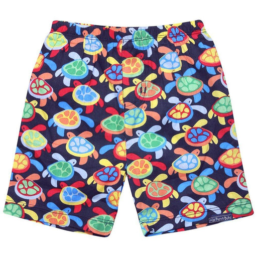JoJo Maman Bébé B2755NTU03 Swimming Shorts with Tortoises Design
