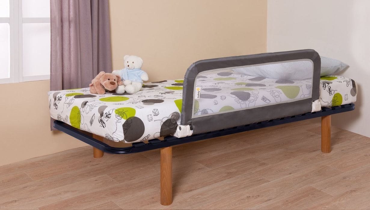 Bed Rails Summer Infant Double Rail Blue Gray Safety 1st 24830011 A Portable