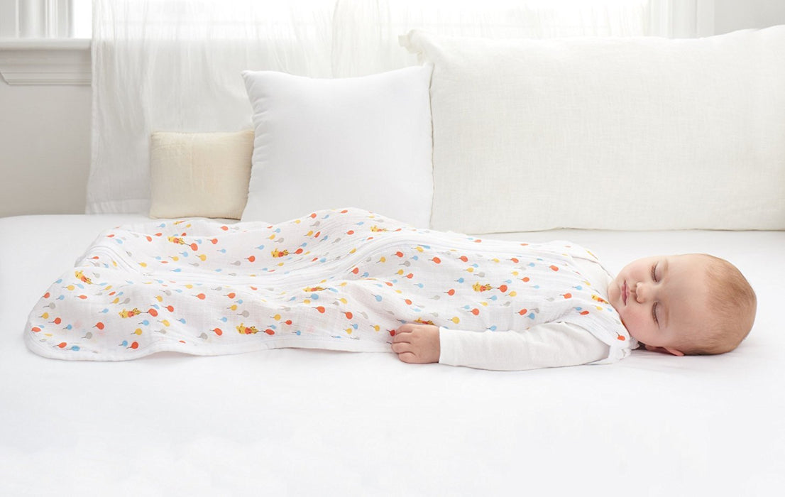 aden by aden + anais 1.0 TOG summer sleeping bag - Winnie the Pooh the Pooh (12-18 months)