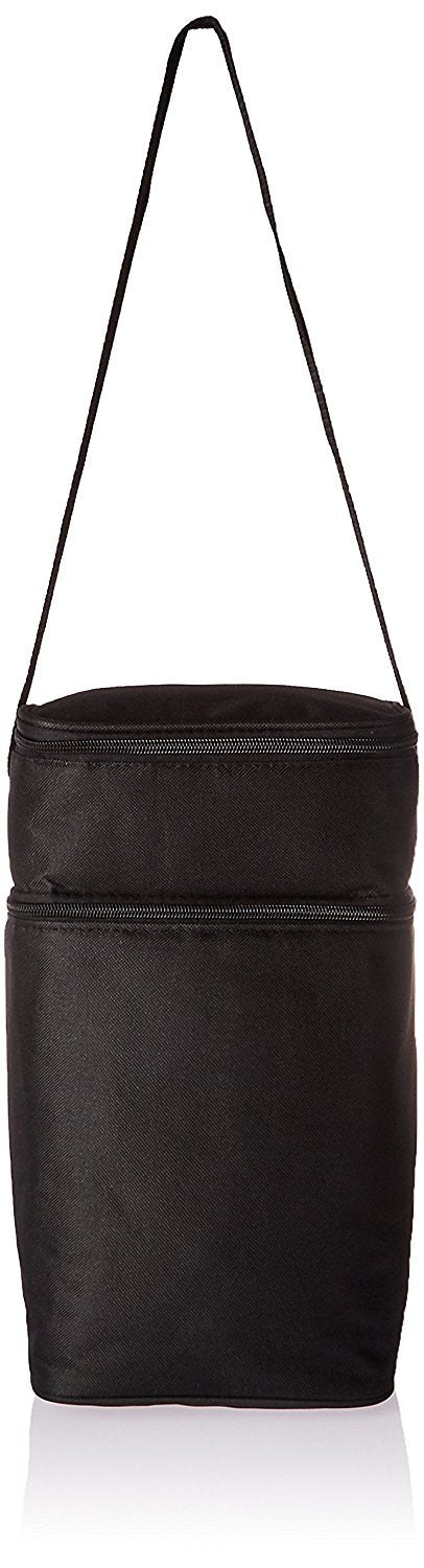 JL Childress 6 Bottle Cooler, Black